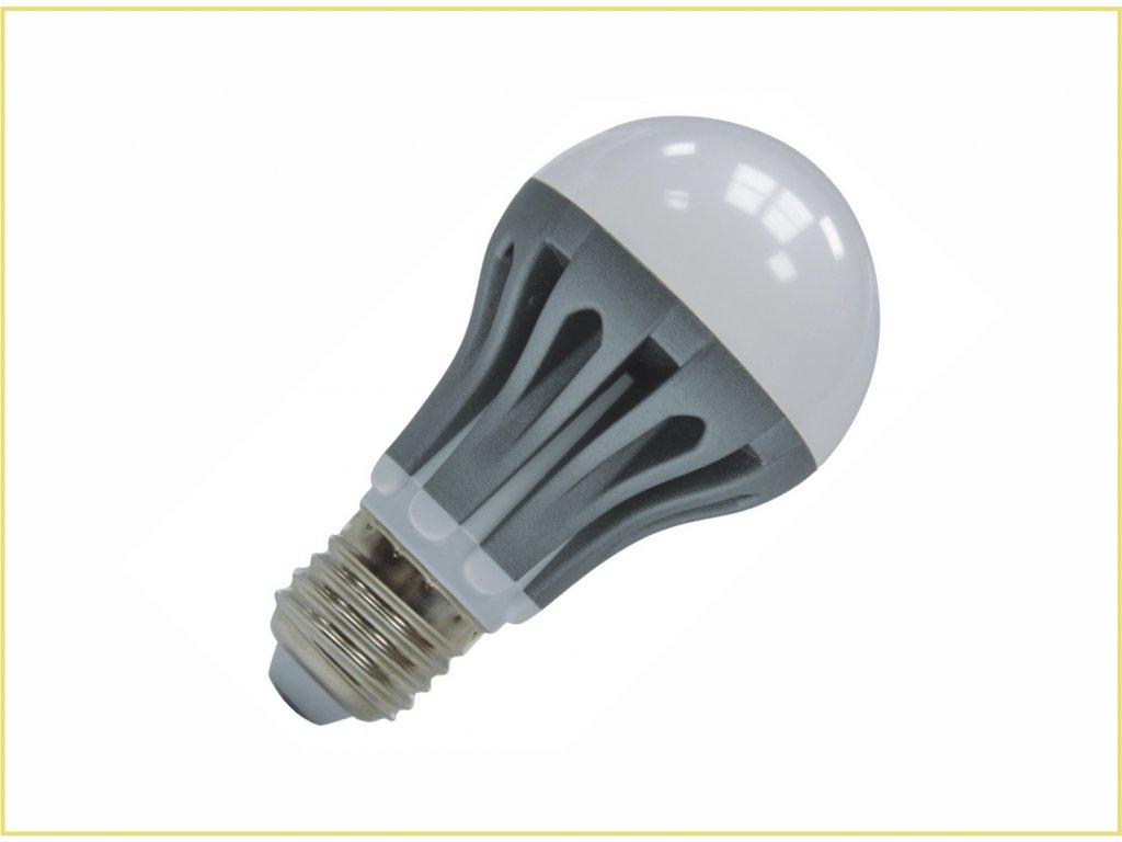 LED žárovka 240V 8W E27 3000K NBB
