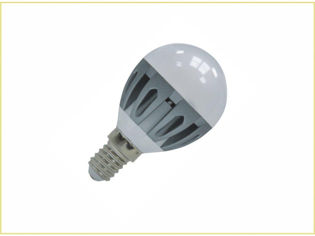 LED žárovka 240V 3W E14 3000K NBB