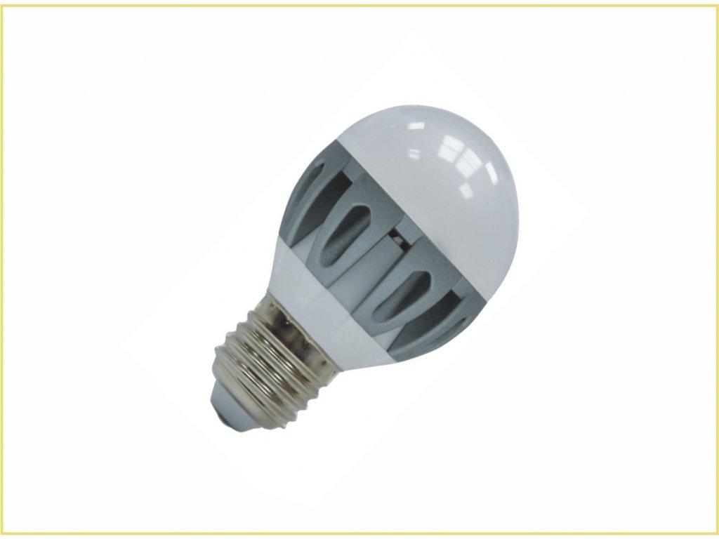 LED žárovka 240V 3W E27 3000K NBB
